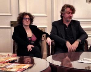 Silvia Bosio e Paolo Bonaccorsi